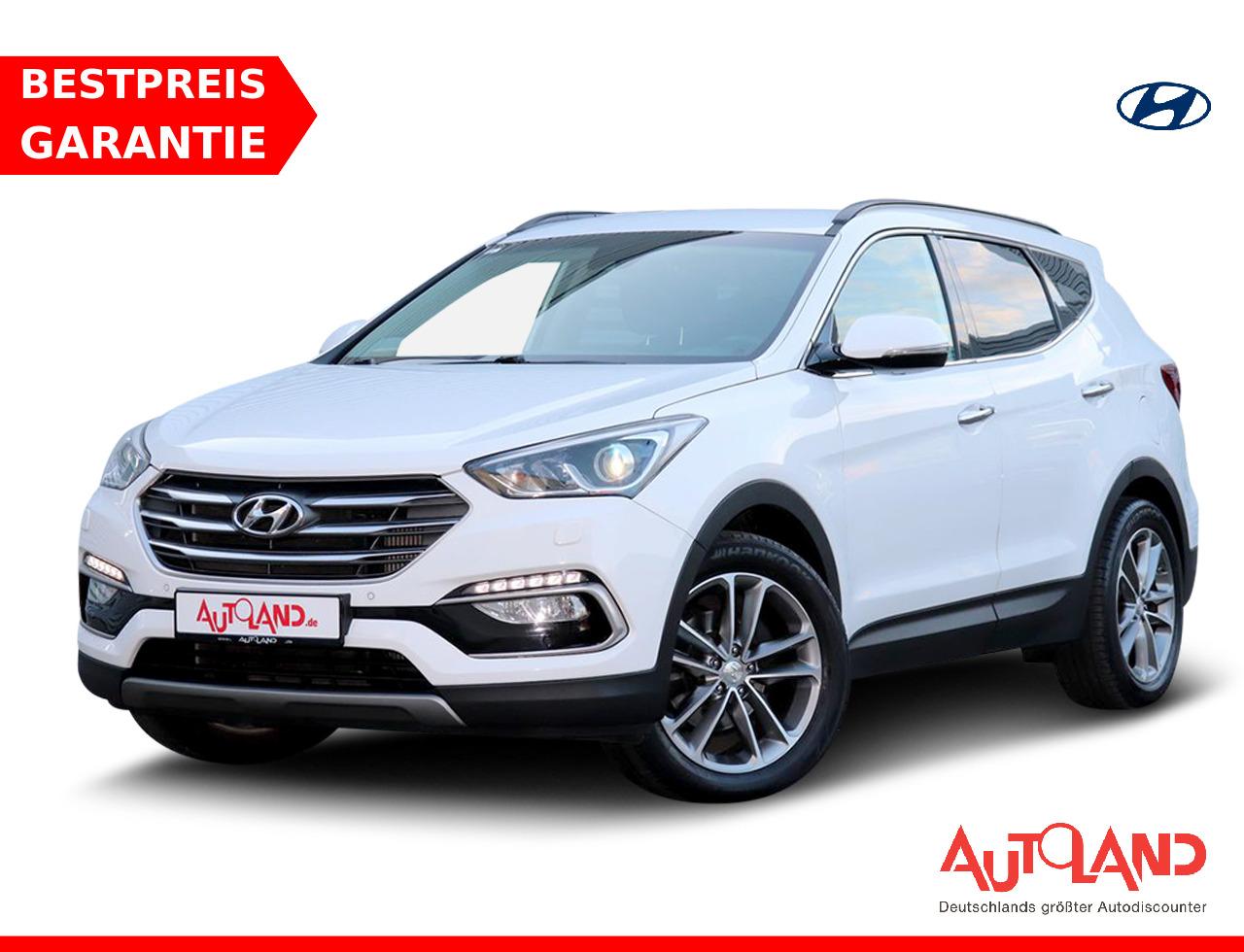 Hyundai Santa Fe, Jahr 2017, Diesel
