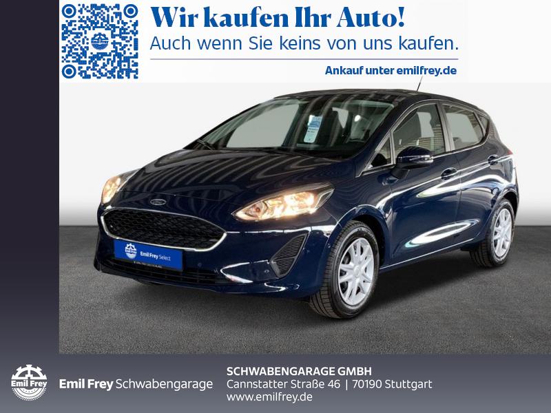 Ford Fiesta 1.0 EcoBoost S&S TREND, Jahr 2018, Benzin
