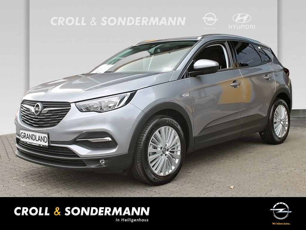 Opel Grandland X 1.2 Start/Stop IntelliLink,OnStar, Jahr 2017, Benzin