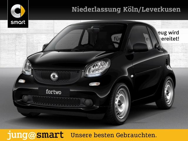 smart fortwo coupé 52kW Direktlenkung Tempom Radio, Jahr 2016, Benzin