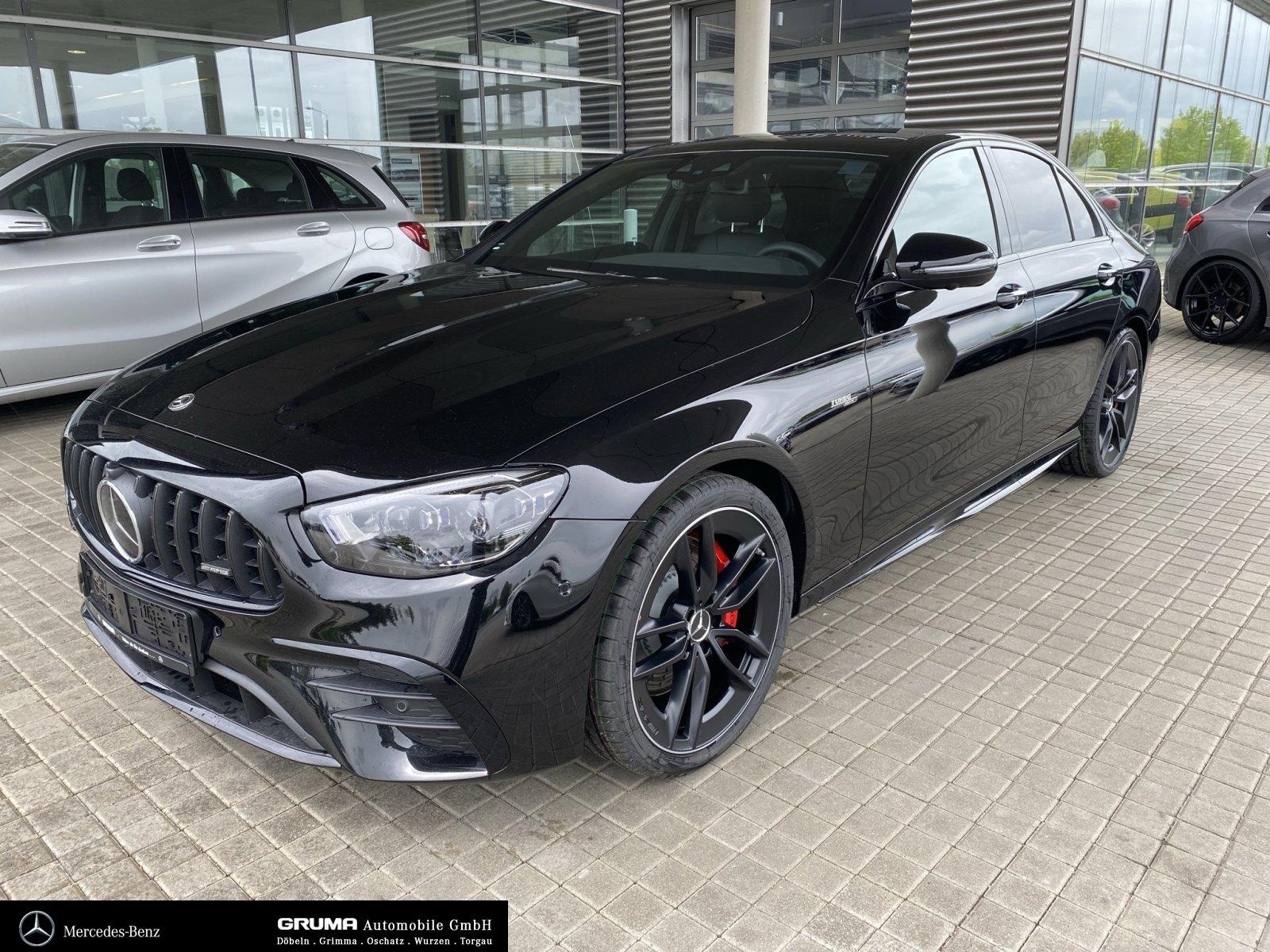 Mercedes-Benz Mercedes-AMG E 53 4MATIC+ Limousine 4M+ Navi/LED, Jahr 2021, Benzin