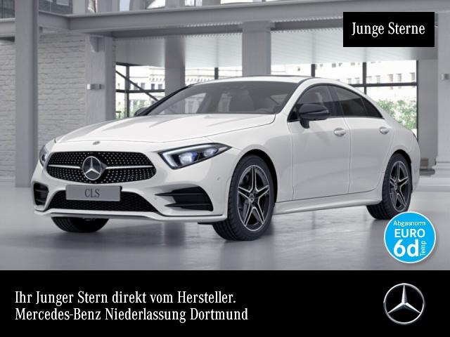 Mercedes-Benz CLS 220 d AMG MULTIBEAM WIDESCREEN Night SHD 360, Jahr 2020, Diesel