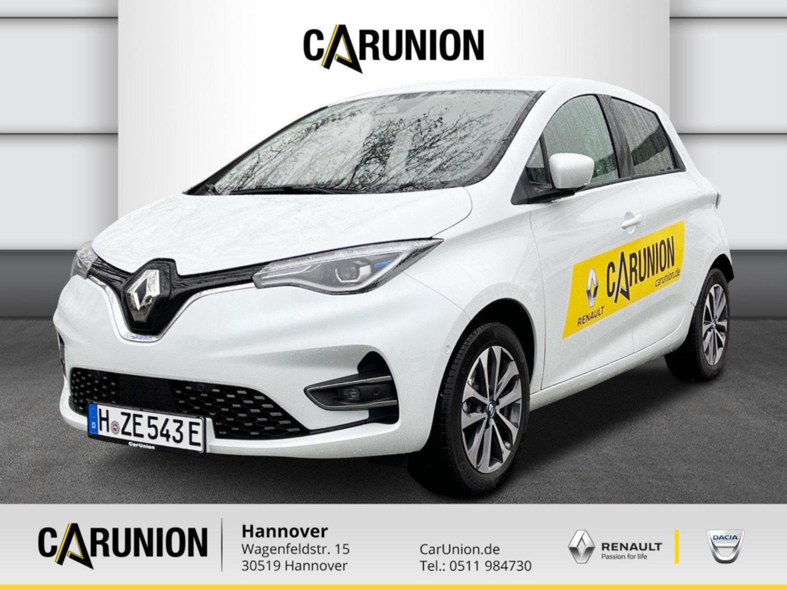 Renault ZOE INTENS Batteriekauf R135 Z.E. 50, Jahr 2020, Elektro