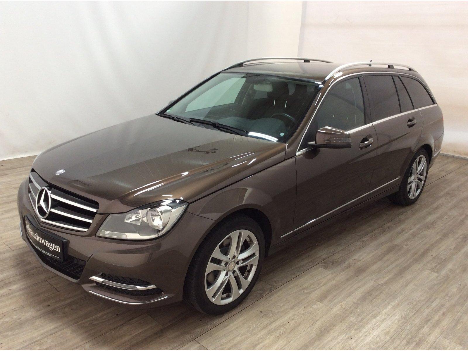 Mercedes-Benz C 200 T Avantgarde*Automatik*Navi*PTS*Sitzheiz.*, Jahr 2013, Benzin