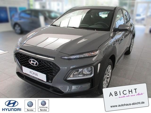 Hyundai Kona 1.0 T-GDI 2WD PURE KLIMA TEMPOMAT 120 PS BT, Jahr 2019, petrol
