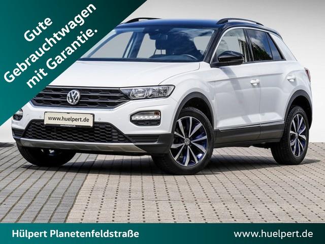 Volkswagen T-Roc 1.0 Style NAVI ACC PDC ALU17 FRONT ASSIST, Jahr 2019, Benzin