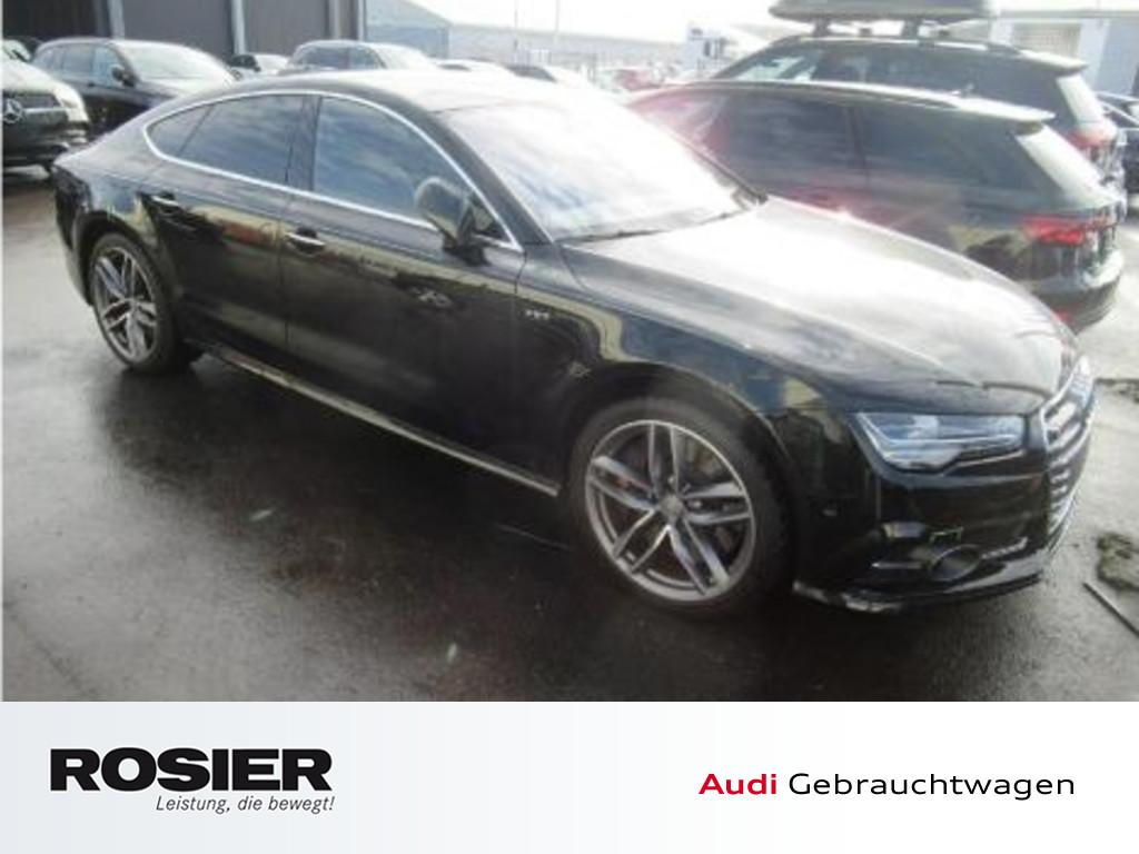 Audi S7 Sportback 4.0 TFSI quattro Bose Matrix Abstan, Jahr 2015, Benzin