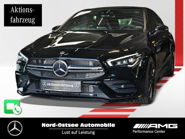 Mercedes-Benz AMG CLA 35 4m SB NIGHT PANO 19'' MULTIBEAM BURME, Jahr 2020, Benzin