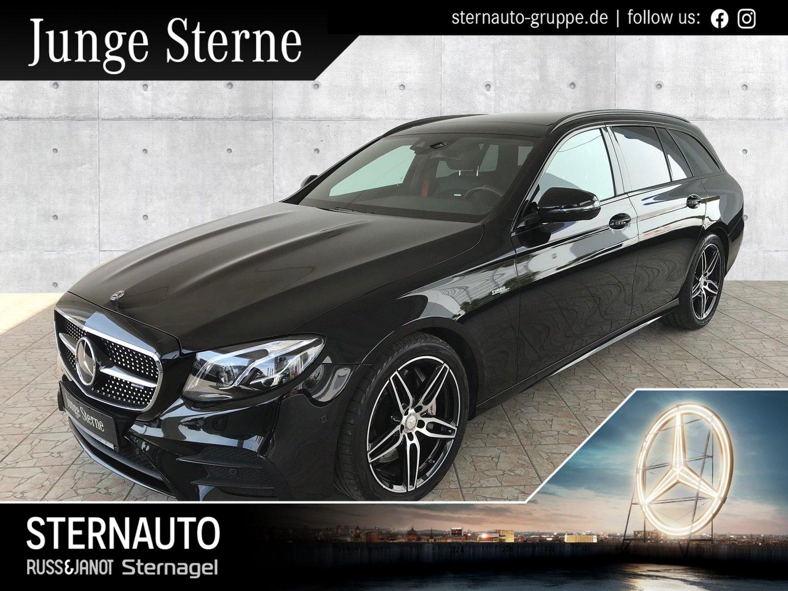 Mercedes-Benz E 53 AMG 4M+ T COMAND/Pano.-Dach/Distronic/AHK, Jahr 2018, Benzin