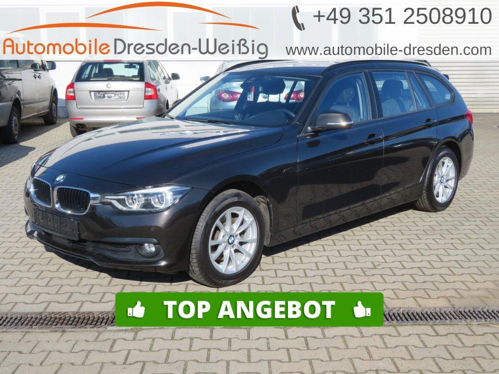 BMW 320 d Touring xDrive Advantage*Navi*ACC*LED*, Jahr 2017, Diesel