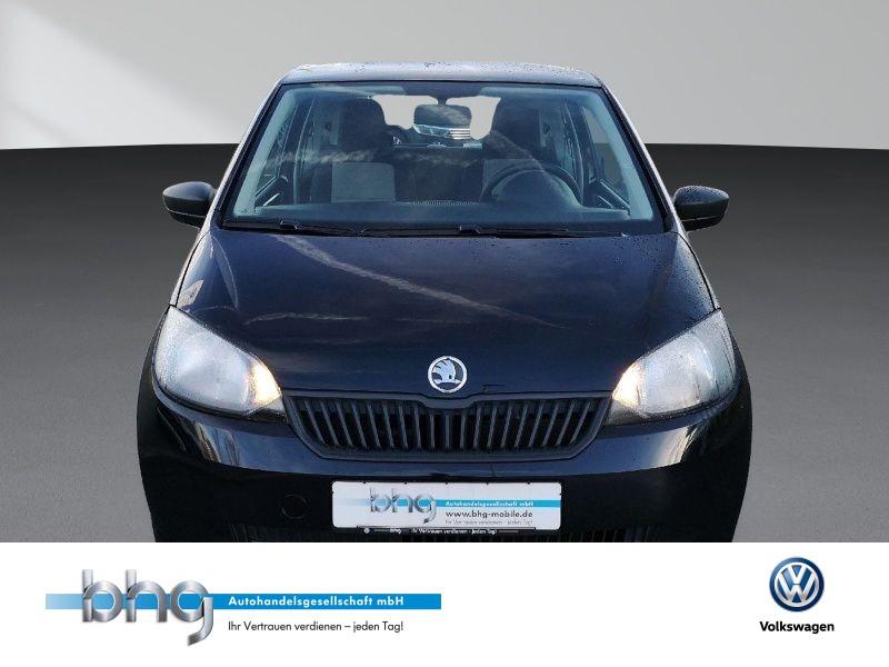 Skoda Citigo 1.0 MPI Active, Jahr 2013, Benzin