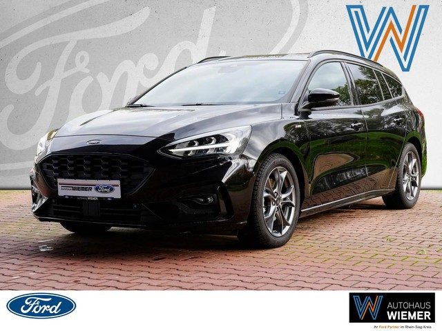 Ford Focus 1.5l EcoBoost ST-Line Turnier 8-Gang-Aut., Jahr 2020, Benzin