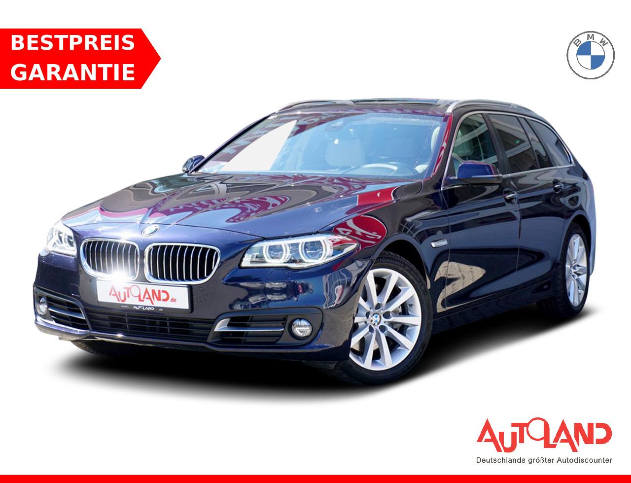 BMW 525, Jahr 2014, Diesel