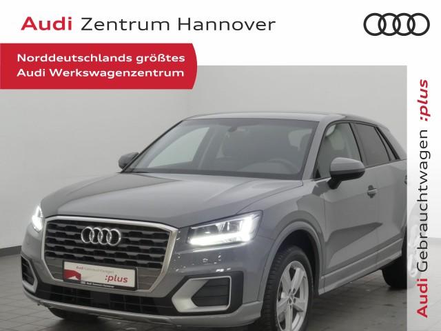 Audi Q2 1.4 TFSI Sport LED SHZ Bluetooth, Jahr 2017, Benzin