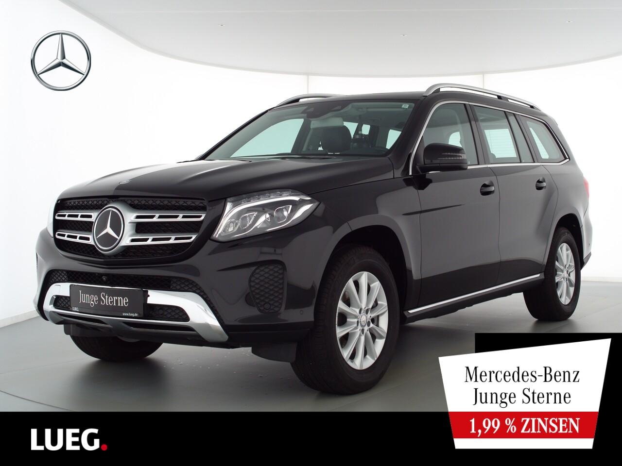 Mercedes-Benz GLS 350 d 4M COM+SHD+LED-ILS+AHK+Sthzg+Airm+360°, Jahr 2017, Diesel