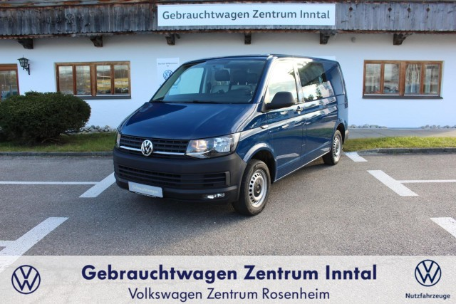 Volkswagen Kombi T6 6-Sitzer 2,0 TDI (Sitzhzg.,Klima), Jahr 2015, Diesel