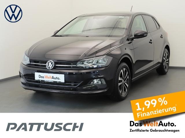 Volkswagen Polo 1.0 TSI IQ.DRIVE Navi ACC Blindspot Sitzhzg, Jahr 2020, Benzin
