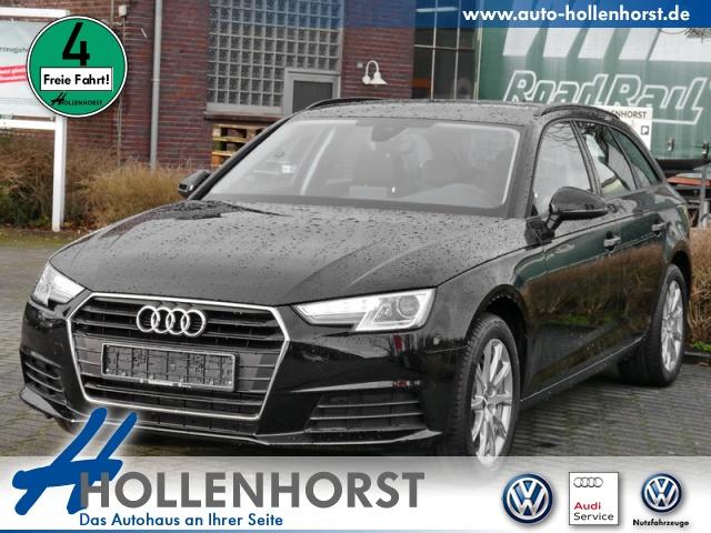 Audi A4 Avant 2.0 l TDI AHK, SCR-KAT, SHZ, XENON Klima, Jahr 2017, Diesel