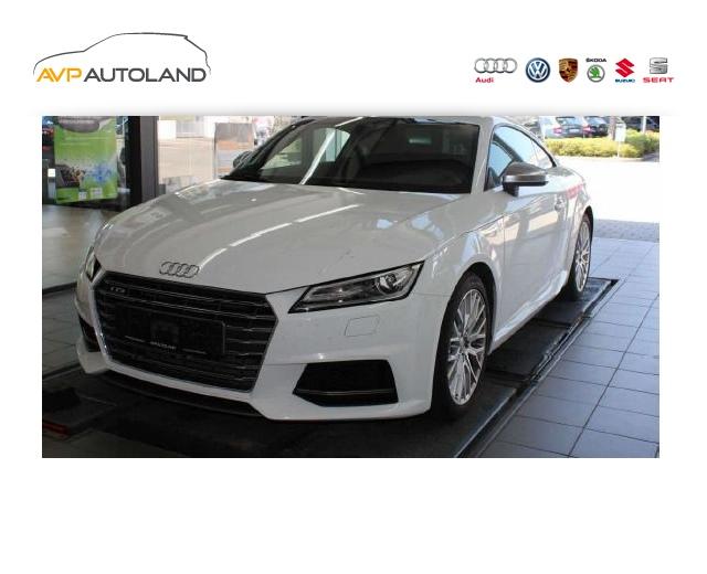 Audi TTS 2.0 TFSI quattro Xenon plus MMI Radio, Jahr 2017, Benzin