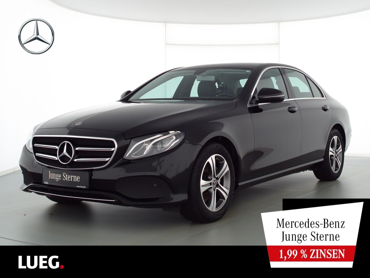 Mercedes-Benz E 200 d Avantgarde+Navi+LED-HP+CarPl+ParkAss+RFK, Jahr 2020, Diesel