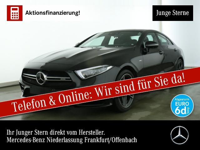 Mercedes-Benz CLS 53 AMG Cp. 4M WideScreen 360° Multibeam Distr, Jahr 2019, Benzin
