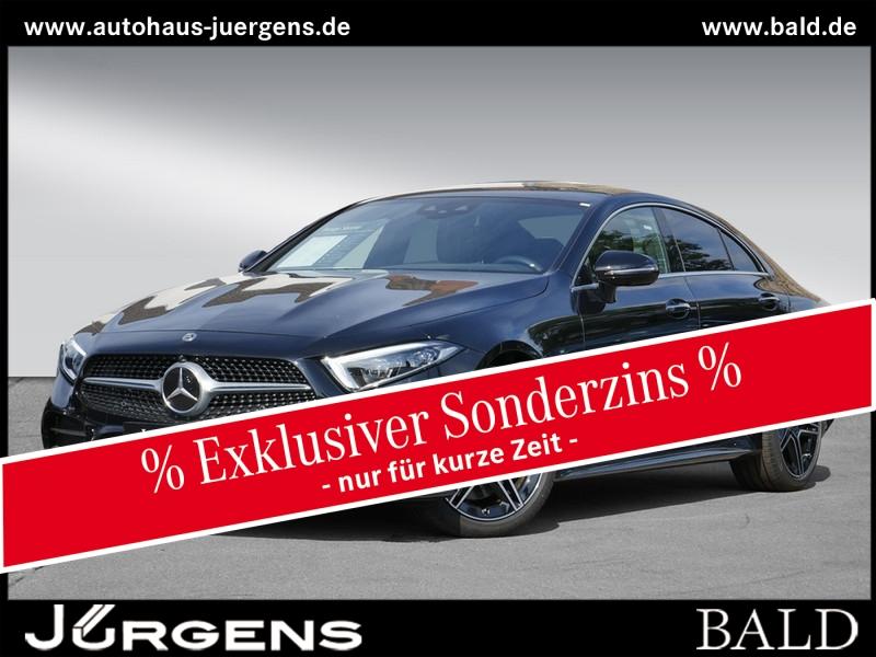 Mercedes-Benz CLS 450 4M AMG/Comand/Wide/ILS/ShD/AHK/360/HUD, Jahr 2020, Benzin