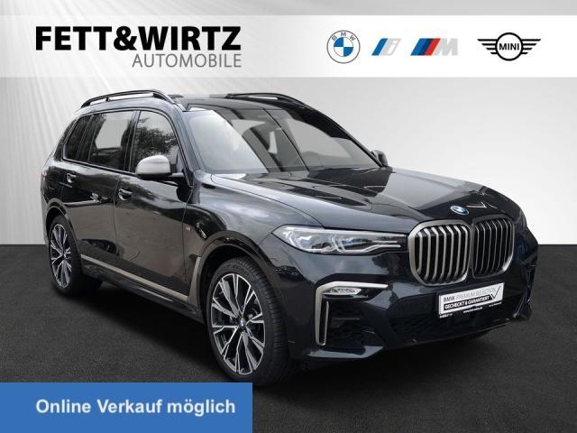 BMW X7 M50d Laser Standhz B&W Leas. ab 1175,- br.o.A, Jahr 2019, Diesel