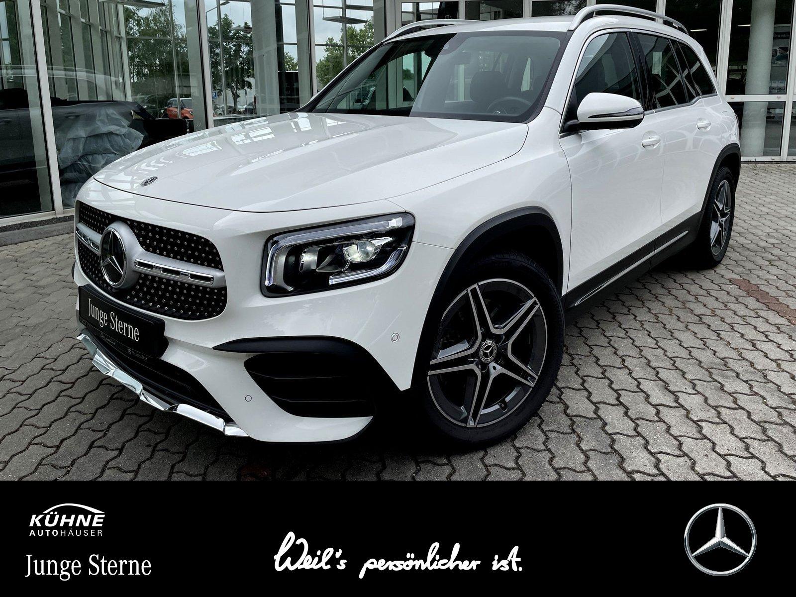 Mercedes-Benz GLB 250 4M AMG-Line 8G+Business+Kamera+LED High, Jahr 2020, Benzin