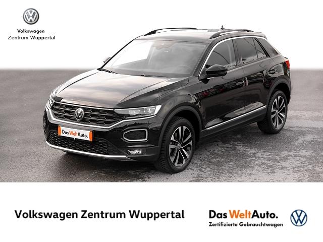 Volkswagen T-Roc 1,5 TSI United DSG LED NAVI SHT PDC LM, Jahr 2020, Benzin