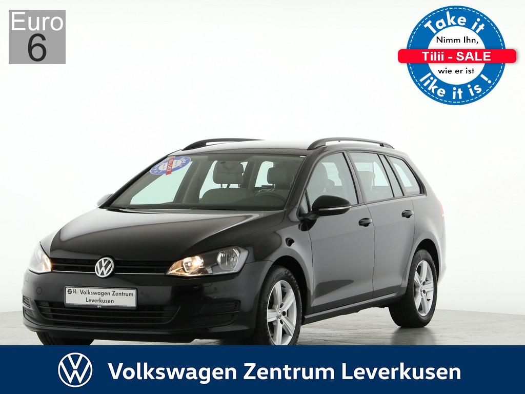Volkswagen Golf VII Variant 1.6 Comfort, Jahr 2015, Diesel