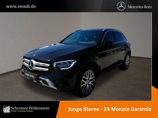 Mercedes-Benz GLC 300 d 4M Pano*AHK*MBUX*Offroad-Technik*Ambi*, Jahr 2020, Diesel