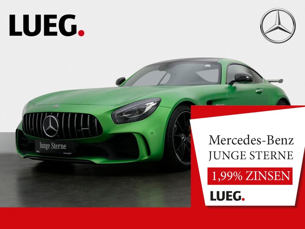 Mercedes-Benz AMG GT R COM+Burm+Carbon+PerfSitz+AbGas+Mem+RFK+, Jahr 2018, Benzin