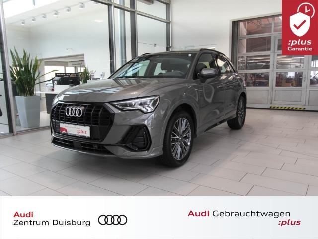 Audi Q3 35 TFSI S line Audi virtual Cockpi B&O Navi+, Jahr 2020, Benzin