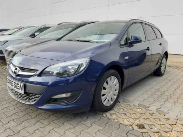Opel Astra J 1.6 Selection/PDCv+h+Klima +Tempomat+CD+AUX+USB MP3 ESP MAL, Jahr 2015, Benzin