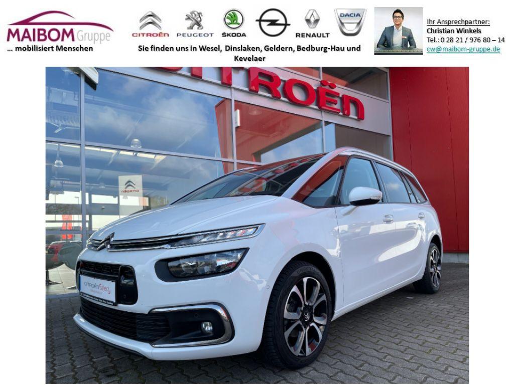 Citroën Grand C4 Spacetourer BlueHDi 130 Stop&Start SHINE, Jahr 2020, Diesel