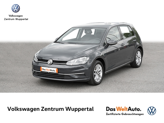 Volkswagen Golf 1 4 TSI NAVI SHZ PDC LM ZV E-FENSTER, Jahr 2018, Benzin
