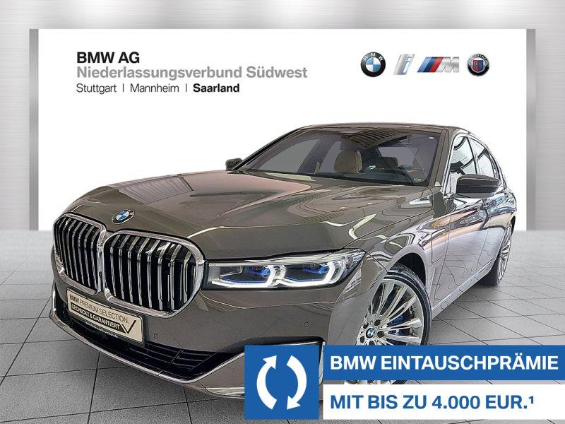 BMW 745e iPerformance Limousine INKL. WKR Gestiksteuerung GSD, Jahr 2019, Hybrid