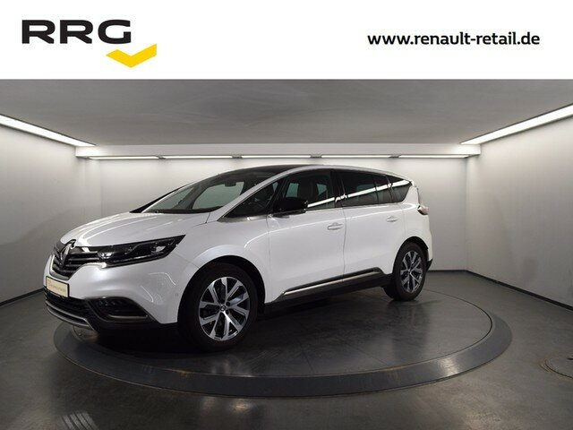 Renault ESPACE V INTENS dCi 160 EDC PANORAMADACH, Jahr 2017, Diesel