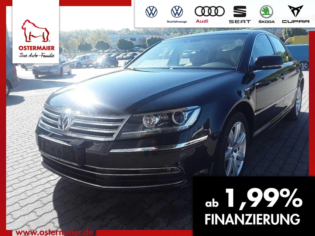 Volkswagen Phaeton lang 3.0TDI 245PS DSG 4MOTION STHZG.PANO, Jahr 2015, Diesel