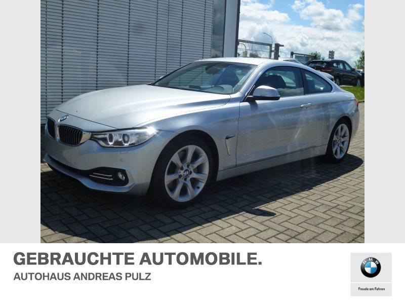 BMW 435i Coupé Luxury Xenon Navi Leder, Jahr 2014, Benzin