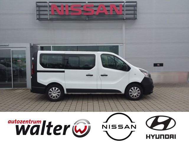 Nissan NV300 Kombi L1H1 2,7t COMFORT,Fahrassistenzpaket, Jahr 2017, Diesel