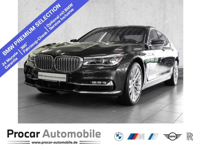 BMW 740d xDrive Innovationsp. Navi Prof. TV Head-Up, Jahr 2018, Diesel