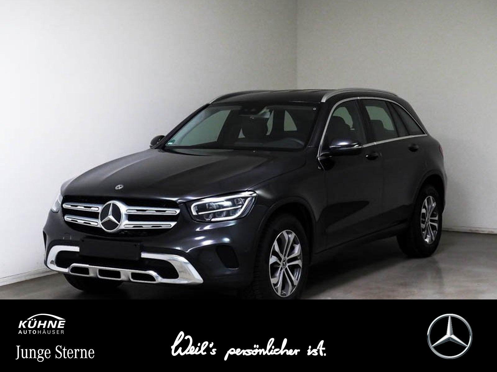 Mercedes-Benz GLC 200 d 4M Face+Business+Easy+Advanced+Kamera, Jahr 2019, Diesel