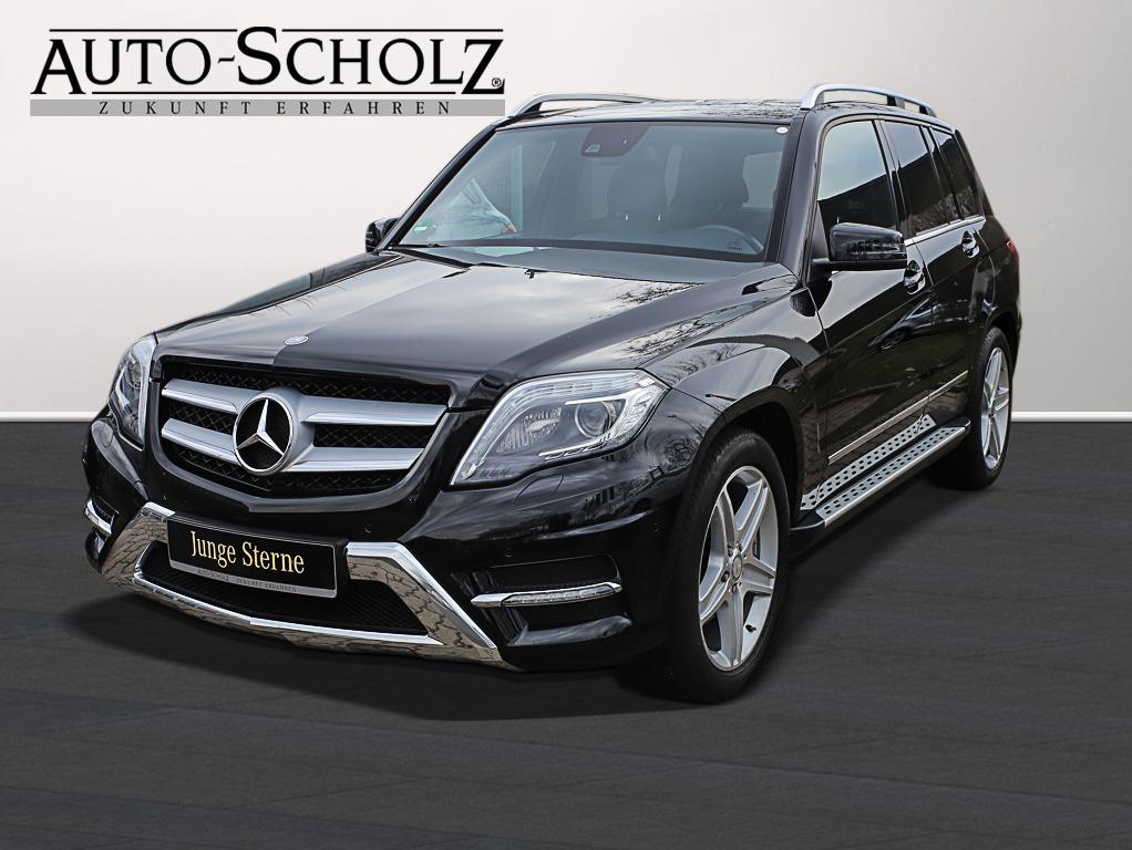 Mercedes-Benz GLK 250 AMG BlueTEC 4MATIC LED+AHK+KAMERA+PDC+SH, Jahr 2012, Diesel