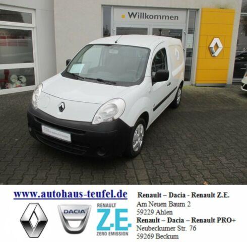 Renault Kangoo Z.E. *Variotrennwand*Ablagegallerie*, Jahr 2013, Elektro