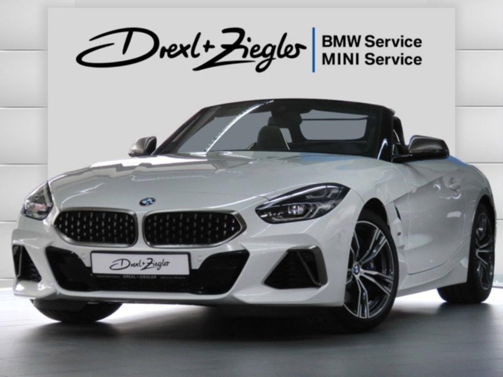 BMW Z4 M40i H&K eSitze HuD LiveCoProf OpenAir Inno-P, Jahr 2020, Benzin