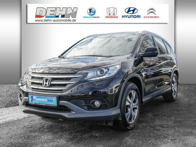 Honda CR-V 2.0 i-VTEC 4WD Lifestyle Xenon AHK DAB SHZ, Jahr 2013, Benzin