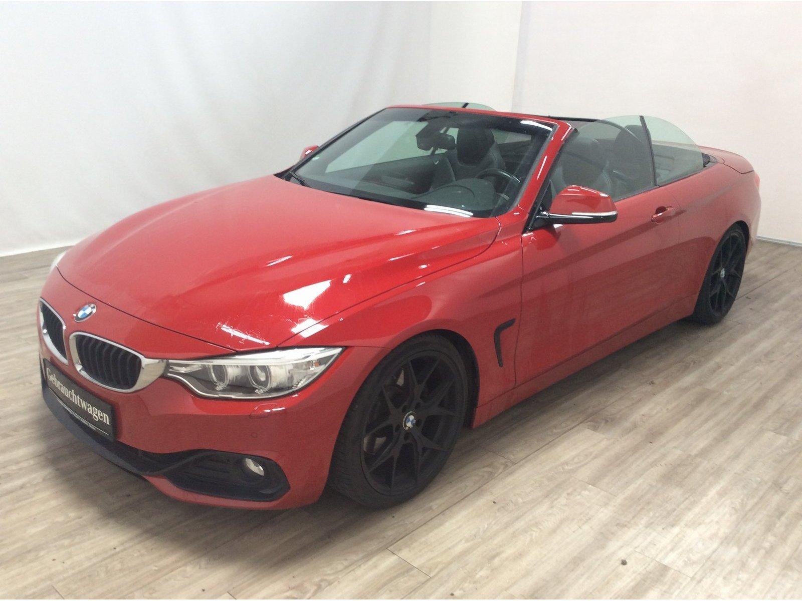 BMW 428 i xDrive *Sport* *Navi*Bi-Xenon*Kamera*PDC*, Jahr 2014, Benzin