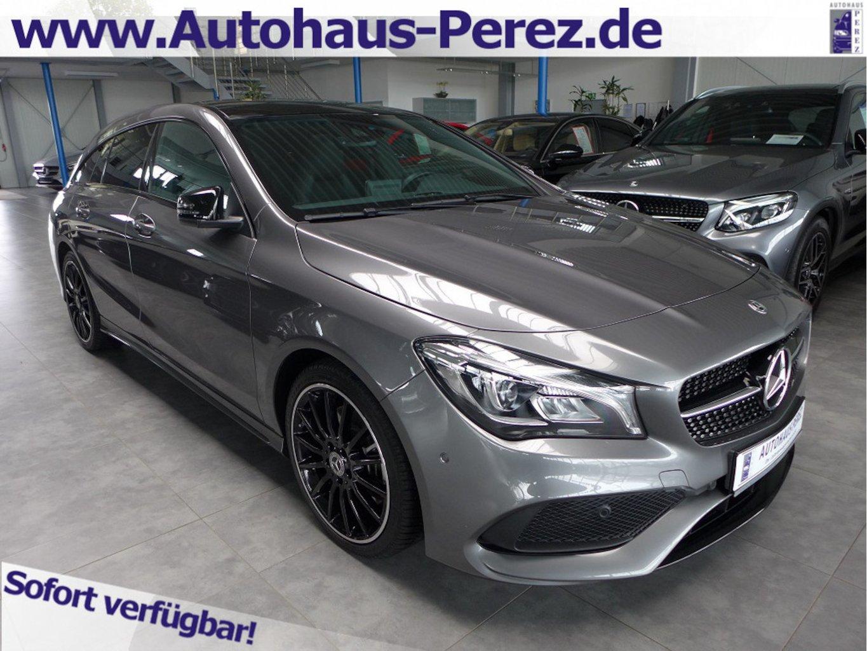 Mercedes-Benz CLA 220 Shooting Brake d AMG PSD-HIFI-NIGHT-18, Jahr 2019, Diesel