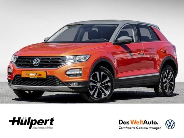 Volkswagen T-Roc 1.6 TDI IQ.DRIVE NAVI ACC ALU17 APP-CONN PDC, Jahr 2019, Diesel